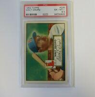 1952 Topps Walt Dropo #235 PSA 6.5