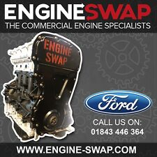 Mk7 Ford Transit 2.2 TDCI Reconditioned Diesel Engine, Euro 4 (2006-2011) FWD