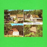 Ansichtskarte DDR Mühltal Thüringen