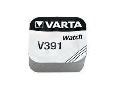 Varta V391  SR55 SR1120SW Silver Oxide Watch Battery 1.55v [1-Pack]