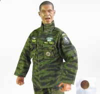 1//6 Scale Action Figur US Army First Calvary Combat Shirt Blouse Jacket DA312