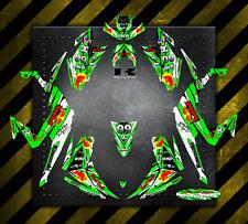 Kawasaki KFX 450 450R 2008-2014 full graphics kit sticker decals