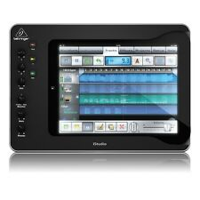 Behringer iSTUDIO iS202 MIDI I/O USB Audio Interface iPad Docking Station