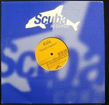 "Kolo - Smooth Cashmir / Fortune 12""  Mint- SCUBS016 German Vinyl 2004"