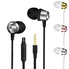 In-Ear Kopfhörer Ohrhörer S3 Super Bass Headset Earphone Headphone + PU-Tasche