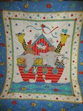 Sue Dreamer Noahs' Ark Wall Hanging Quilt