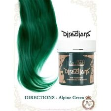 La Riche Directions Semi Permanent Hair Color Dye - Alpine Green