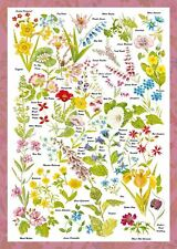 Schmidt Countryside Art: Wild Flowers Jigsaw Puzzle (1000 Pieces)