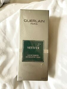 Guerlain Vetiver EDT Spray 100ml / 3.3 fl.oz. | Eau de Toilette