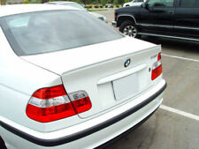 USA 1999-05 BMW E46 3 Series 4D M3 Unpainted Trunk Lip Spoiler Wing Free Ship