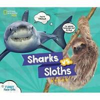 Sharks Vs. Sloths by Julie Beer (author) #15347 I587