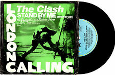 "THE CLASH - STAND BY ME (FROM LP LONDON CALLING) -  RARE EP 7""45 RECORD PS 1979"
