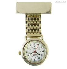 Gold Plated Nurse Watches