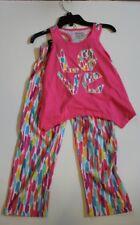 2pc NWT Pajama Set PJs Sz M (5/6) Boutique Brand Sleep On It by Cloud Nine