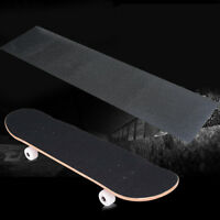 "33""X9"" Waterproof Skateboard Deck Sandpaper Grip Tape Griptape Skating Board"
