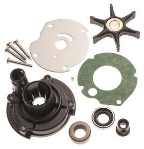 Water Pump Impeller Rebuild Kit for Johnson Evinrude OMC 9.5 10 HP 382296 377178