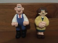 Wallace And Gromit Figures Wendolene & Wallace
