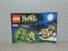 LEGO® Monster Fighters Bauanleitung 9461 The Swamp ungelocht instruction B1618