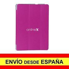 "Funda Carcasa FLIP SMART COVER Para Tablet HUAWEI MEDIAPAD T3 10.0"" ROSA A3477"