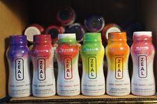 Zurvita ZEAL For Life Nutricional Drink Mix- Lot of 24 Bottles