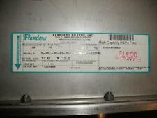 FLANDERS HIGH CAPACITY 2-NIPPLE HEPA FILTER 0-007-W-43-N2-IU-00-00-Z02146 160CFM
