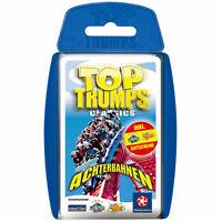 Top Trumps Achterbahnen Deutschland Welt Achterbahn Quartett Kartenspiel Spiel