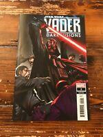 Star Wars Darth Vader Dark Visions #2 Gerardo Sandoval Variant Cover 1:25