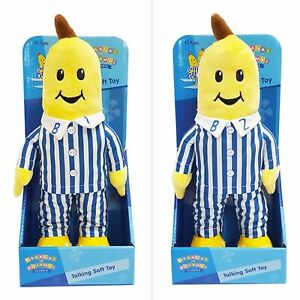 ~❤️~BANANAS IN PYJAMAS B1 and B2 Talking 30cms Plush Soft Toy BNIB set of 2~❤️~