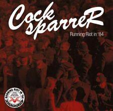 "Cock Sparrer - Running Riot In '84 Series 3 7"" SHAM 69 ANGELIC UPSTARTS BLITZ"
