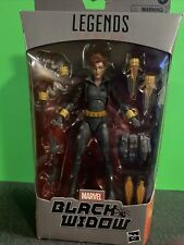 Marvel Legends Black Widow Grey Suit 2020 Walmart Exclusive Action Figure NIB