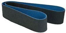 "3-1/2""Diameter x 15-1/2""Long Very Fine Blue Surface Conditioning Belt CGW 59285"