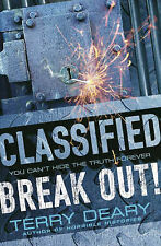 Terry Deary Break Out! (Classified) Very Good Book