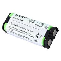 HQRP Battery for Panasonic KX-TG5761S, KX-TG5776S, KX-TG5777PK Cordless Phone