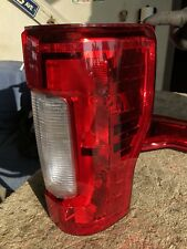 2017 -18 FORD F250 F350 RIGHT TAIL LIGHT OEM NO BLIND SPOT NO LED NEW
