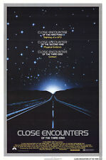 Close Encounters of the Third Kind-1977 Poster