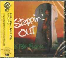 13TH FLOOR-STEPPIN' OUT-JAPAN CD D73