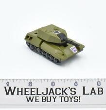 Brawl Bruticus METAL - 1986 Hasbro G1 Transformers Leopard 1 Tank Action Figure