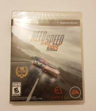Need for Speed Rivals PS3 Greatest hits excelente estado Envíos Rápido con funda