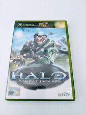 Xbox Halo Combat Evolved With Manual Free P&P!!!