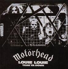 ★☆★ CD SINGLE MOTÖRHEAD Louie Louie 2-Track CARD SLEEVE    ★☆★