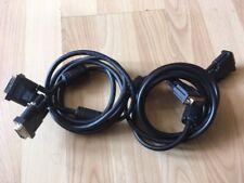 Cable Adaptateur DVI-D male <=> DVI-D male 2m env.