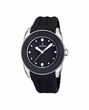 Festina Armbanduhren aus Silikon/Gummi für Damen