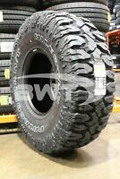 4 New Milestar Patagonia MT Mud Tires 265/70R17 LRE ROWL 2657017 265/70-17 R17