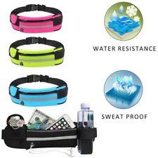 Waterproof Waist Bag Sports Portable Gym Running Waist Bag Hold Water Cycling