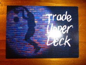 92 93 NBA UPPER DECK SHAQUILLE O'NEAL TRADE UPPER DECK ROOKIE CARD!