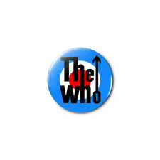 The Who 1.25in Pins Buttons Badge *BUY 2, GET 1 FREE*
