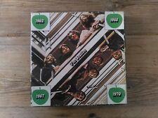 Rare  COFFRET 4 cassettes  BEATLES 1962 -1966 /1967-1970 k7 tape vintage