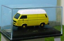 $9.95 SPECIAL ~ SCHUCO HO DIECAST  VW T3 POST VAN ~ FULLY ASSEMBLED 1/87 MODEL