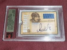 05-06 ITG Ultimate Alexander Ovechkin Rookie Auto / Jersey 14/50 RC L@@K