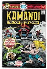 KAMANDI #37 (VF+) Jack Kirby Art & Story! Joe Kubert Cover Art! 1976 DC Comic